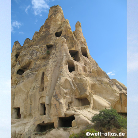 Göreme Open Air Museum, Göreme gehört zum UNESCO-Welterbe
