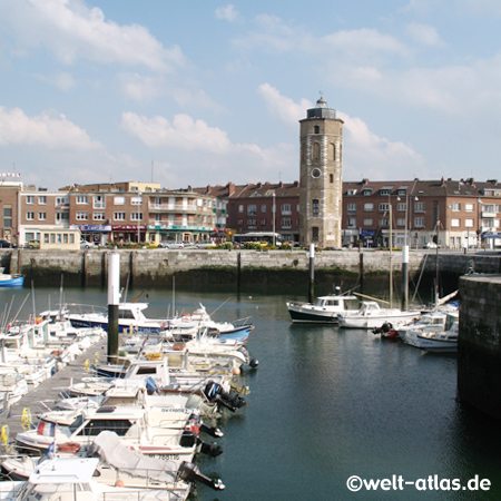 Dunkerque, La Tour du Leughenaer