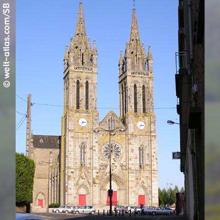 St Hilaire du Harcouët, Normandy