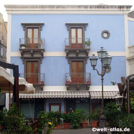 House in Lipari