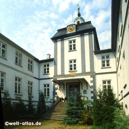 Schloss Rantzau, Gut Rantzau, Ende des 16. Jahrhunderts von Heinrich Rantzau erbaut