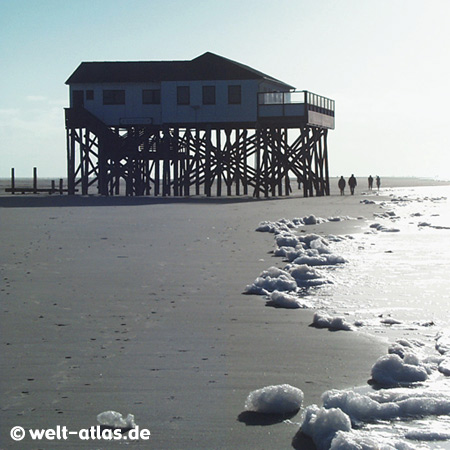 St. Peter-Ording, Beach House
