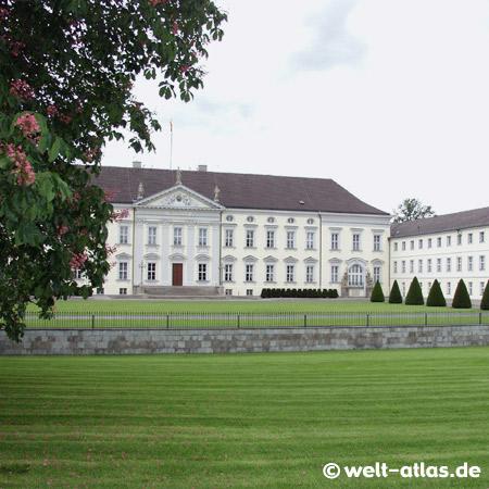Berlin, Schloss Bellevue,Amtssitz des Bundespräsidenten