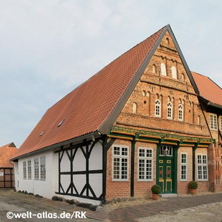 Altes Pastorat, Meldorf, Dithmarschen