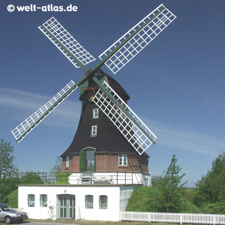 Windmill Catharina in Oldenswort