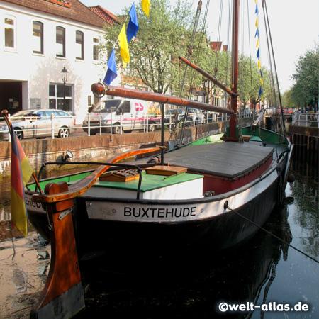 Ewer Margareta on Buxtehude Fleth
