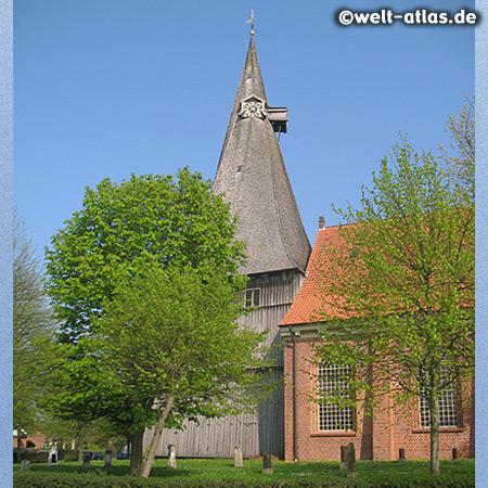 The church St. Martini of Estebrügge