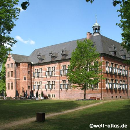 Schloss Reinbek, castle, Schleswig-Holstein, Germany