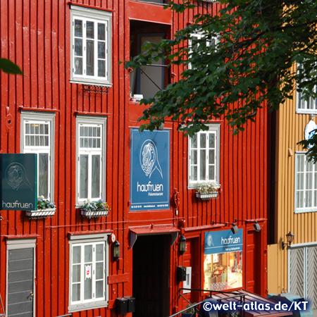 havfruen restaurant trondheim Gjøvik