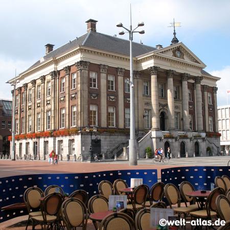 Stadhuis, Rathaus, Groningen