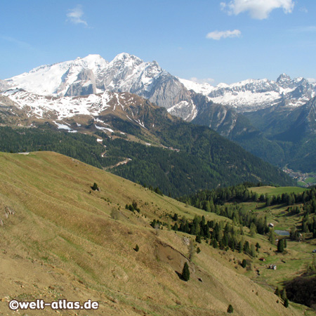 Sellajoch, Dolomiten