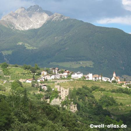Algund, Südtirol, Italien