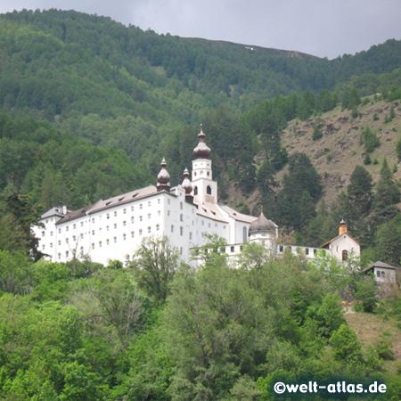 Kloster Marienberg, Benediktinerkloster in Burgeis im Vinschgau