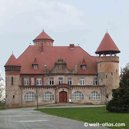 Usedom, Schloss Stolpe