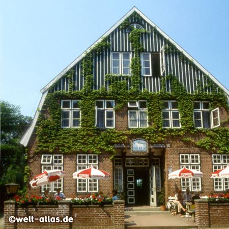Restaurant Ole Liese in Panker, Holsteinische Schweiz