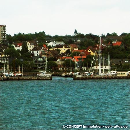 Heikendorf, Ostufer der Kieler Förde