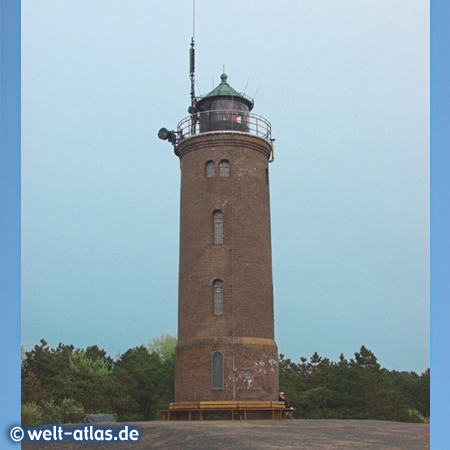 St. Peter-Ording, Böhler Leuchtturm am DeichPosition: 54° 17' N - 008° 39' E100. Geburtstag im Mai 2014
