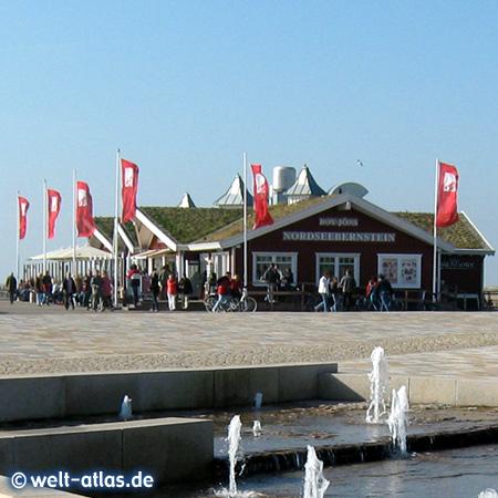 Neue Promenade, St. Peter-Ording im Bad