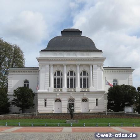 Das Stadttheater in Rendsburg