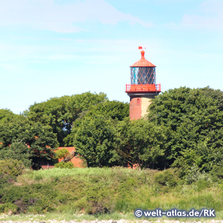 Leuchtturm Staberhuk, Fehmarn Südostküste