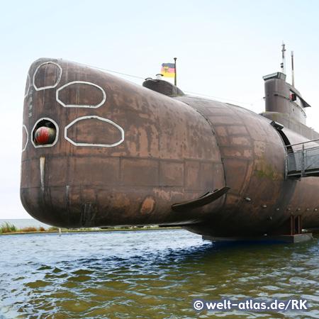 U-Boot Museum, Burgstaaken Fehmarn