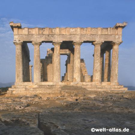 Tempel der Aphaia auf Aegina