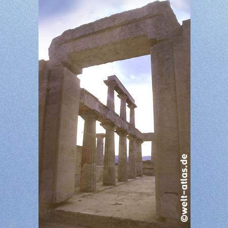 Tempel auf Aegina