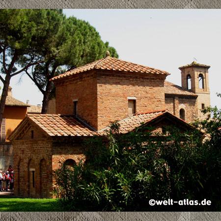 Mausoleo Galla Placida, Ravenna