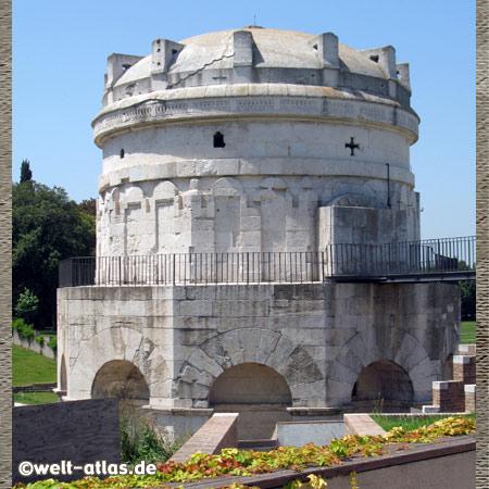 Tomb of Theodoric the Great, Ravenna