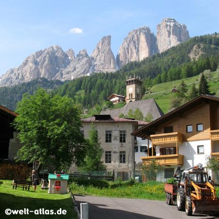 Canazei, Trentino, Italy