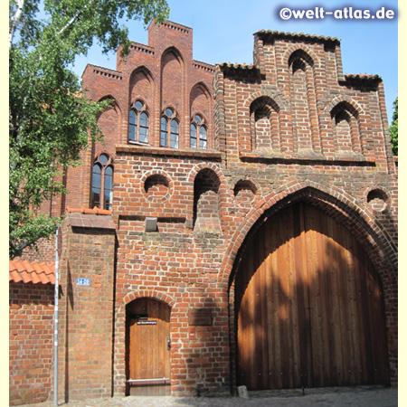 Im ehemaligen Katharinenkloster befindet sich heute das Kulturhistorische Museum und das Meeresmuseums - Stralsunds Altstadt ist UNESCO-Weltkulturerbe