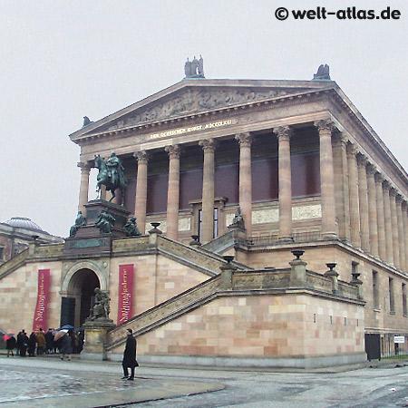 Sammlung des 19. Jahrhunderts,Gemälde und Skulpturen, Museumsinsel, UNESCO-Welterbe