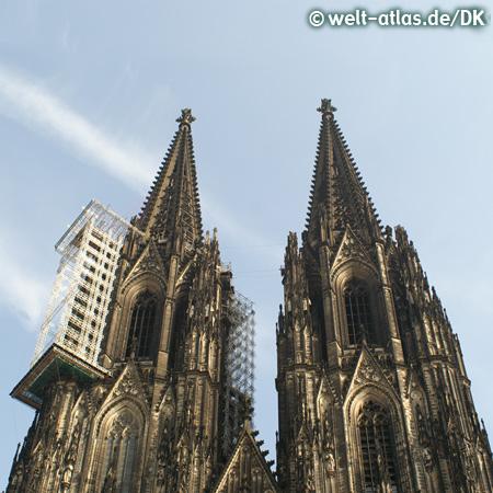 Kölner Dom, Weltkulturerbe der UNESCO