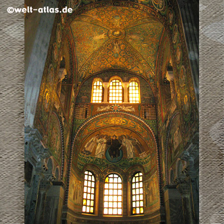 San Vitale, Ravenna, UNESCO World Heritage Site