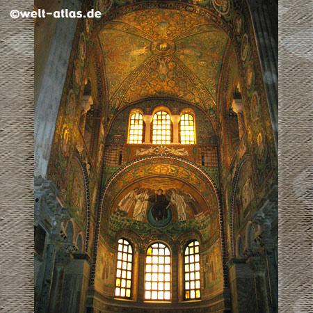 UNESCO-Welterbe, San Vitale, Ravenna