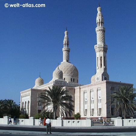 Moschee in Dubai, Jumeirah Moschee