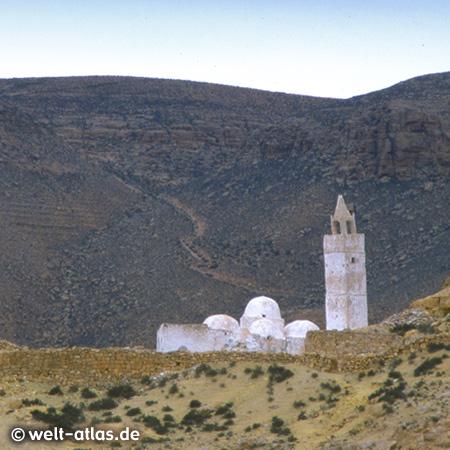 Alte Moschee in den Bergen