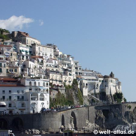 Amalfi, Amalfitana