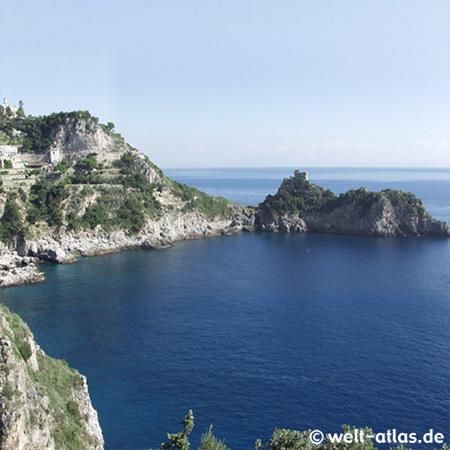 Conca dei Marini, Amalfitana