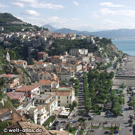 Vietri sul Mare, Amalfitana, Kampanien