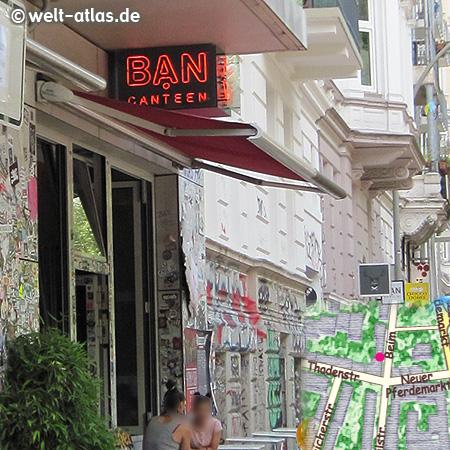 NEU – Kleines Restaurant mit vietnamesischer Küche http://bancanteen.com/, Beim Grünen Jäger 1 20359 Hamburg 2 Türen weiter ist das Ban Banh-Mi (Bistro) http://www.banbanh-mi.com/