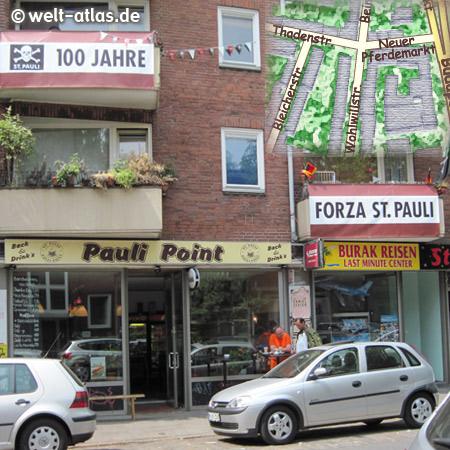 Forza FC St. Pauli, Wohlwillstr.