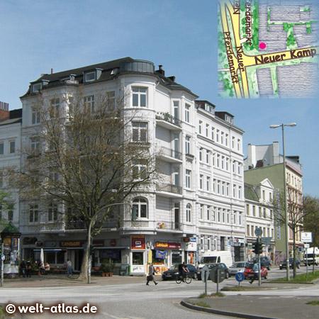 Neuer Pferdemarkt, Hamburg, St. Pauli