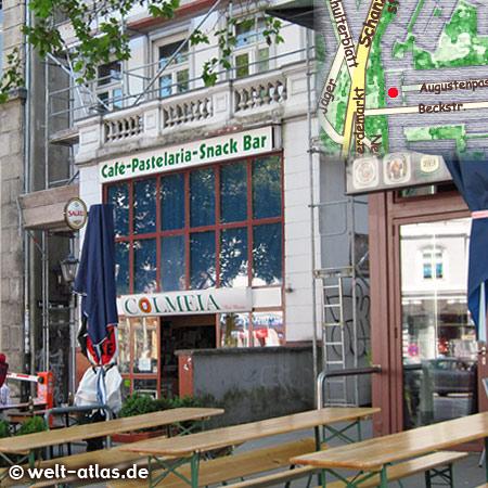 Colmeia Pastelaria Café