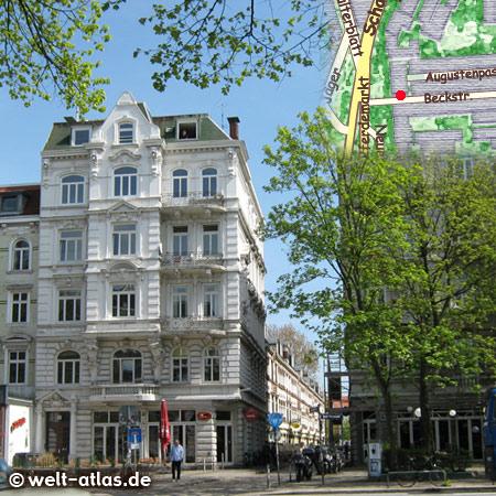 Zoë 2 (Sofabar /Su*B) Neuer Pferdemarkt 17, 20359 Hamburg