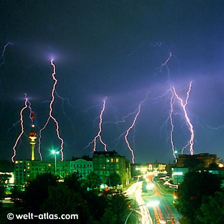 Thunderstorm, Neuer Pferdemarkt