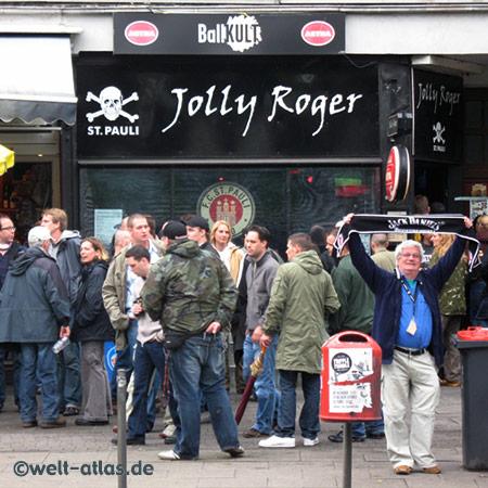 FC St. Pauli, Jolly Roger