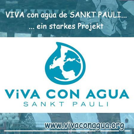 mehr Infos zu VIVA CON AGUAwww.vivaconagua.org