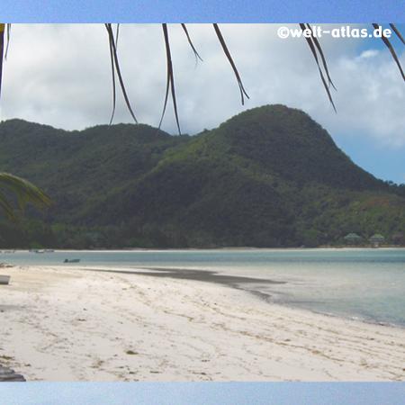 Grand Anse Praslin, Seychellen