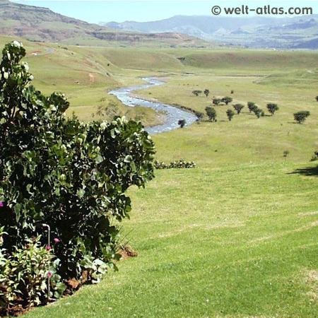 Hlalanathi Drakensberg Resort in Kwa-Zulu Natal